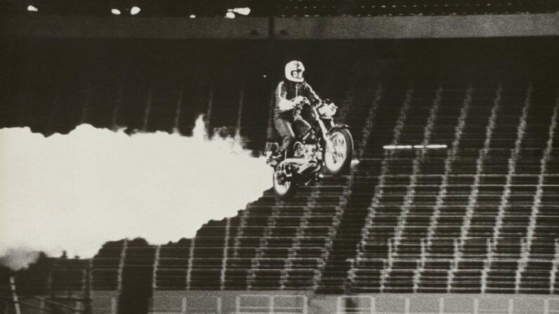 The Human Fly, or the Daredevil Who Made Evel Knievel Seem Sane  Ky Michaelson, The Rocketman