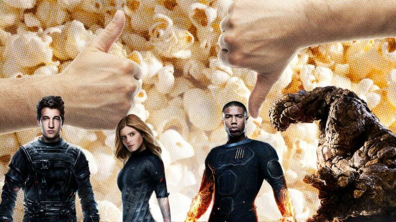 The Fantastic Four could not overcome the stigma of negative reviews and made very little money. 20th Century Fox/IJDema/ThinkStock  2015 HowStuffWorks, a division of Infospace LLC