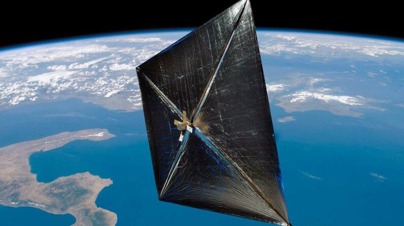 Fw:Thinking: Solar Sails are the Future of Space Travel HowStuffWorks