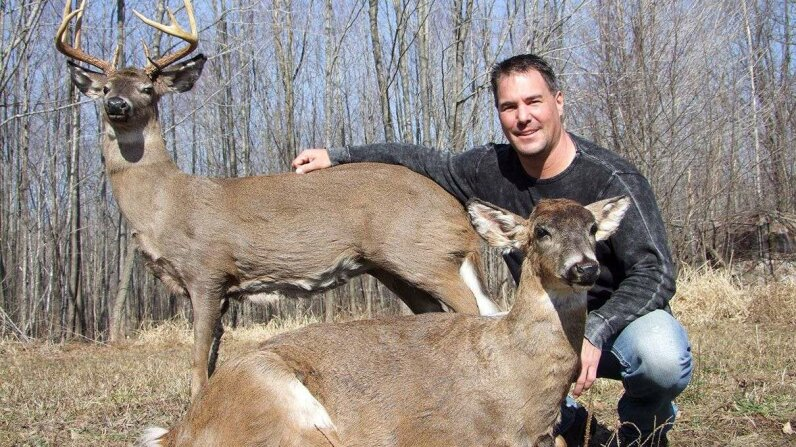 Are they real or robotic? Brian Wolslegel, owner of Custom Robotic Wildlife, says the whitetail deer are his most popular request. Custom Robotic Wildlife
