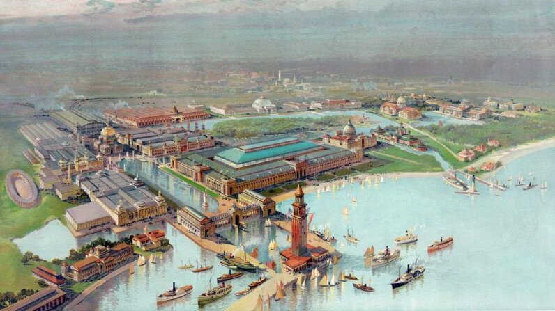 HowStuffWorks NOW: Visit the 1893 Worlds Fair Today! Video: HowStuffWorks, Carousel:  Corbis
