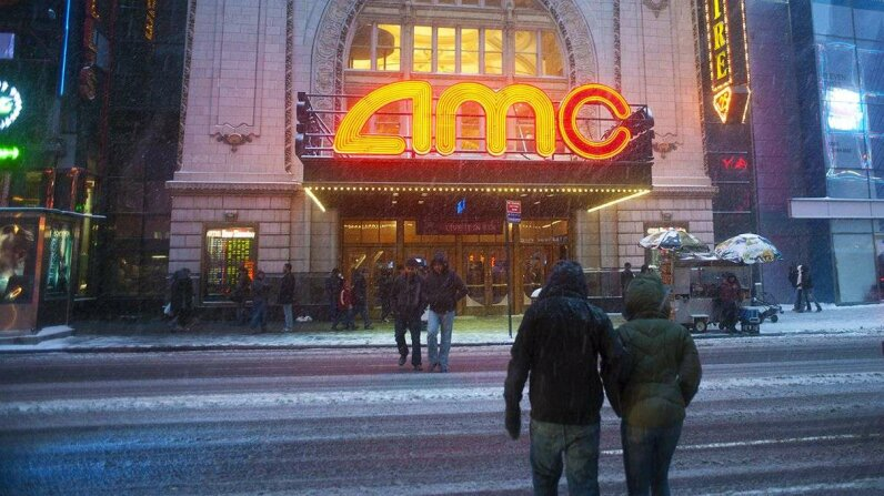 Movie studios are having big success in the winter with movies more typical of the summer season.  Richard Levine/Demotix/Corbis