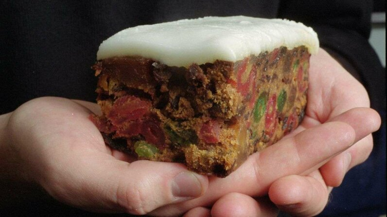 Hey! December 27 is #NationalFruitcakeDay! Who knew? Rick Eglinton/Toronto Star/Getty Images