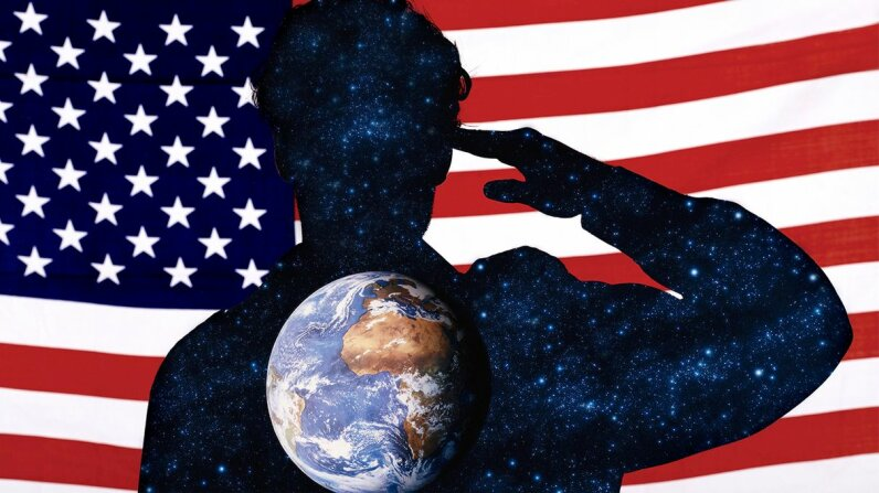 Should the United States establish an independent military wing to handle conflict beyond our atmosphere? People Images/Adastra/Getty Images