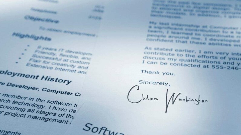 A new study found employers were less likely to discriminate  based on people's names than 10 years ago. Pali Rao/Getty/HowStuffWorks