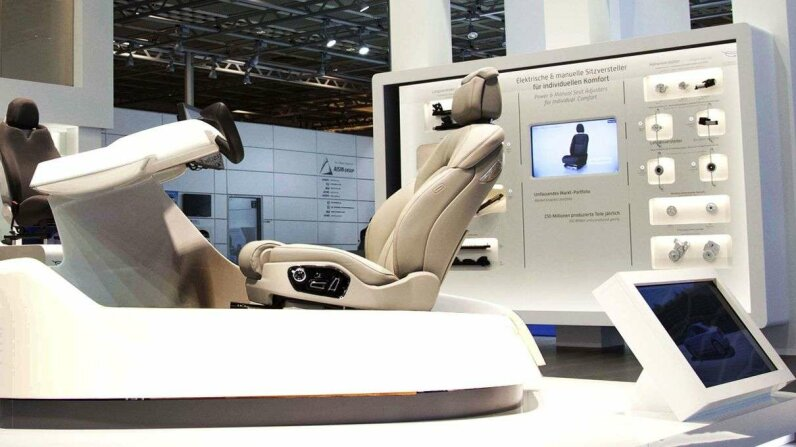 Faurecias Active Wellness TM seat will detect the drivers drowsiness or stress and then take countermeasures to relieve those conditions. Faurecia