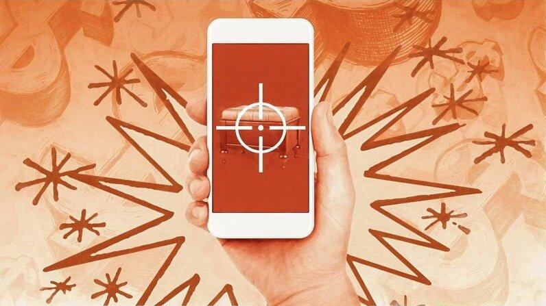 When does the consumer rebel against targeted advertising? Tpopova/Sergo/Michal Rojek/Thinkstock