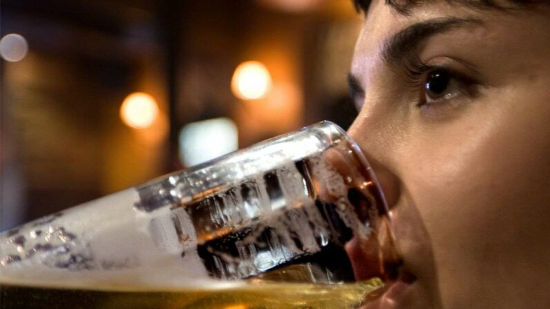 Researchers found that alcohol use for women is increasing across multiple fronts, like current alcohol use and binge drinking. WIN-Initiative/Neleman/Getty Images