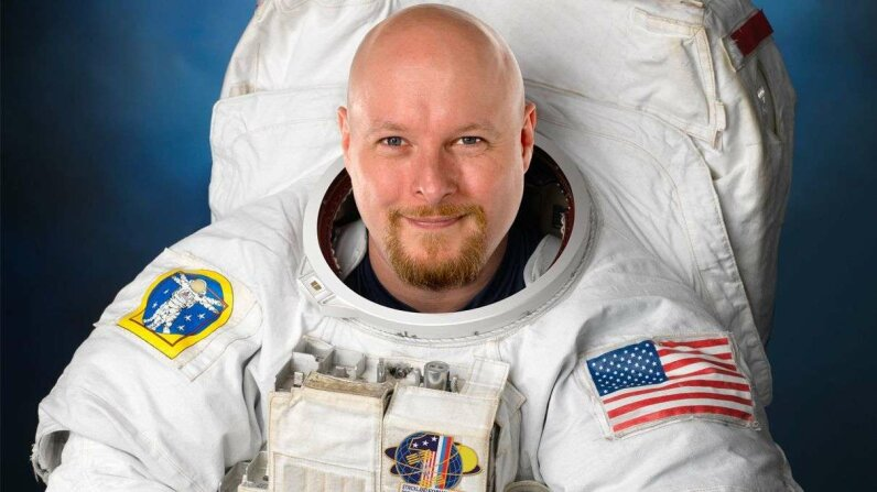 Getting into that suit was the realization of a cherished boyhood dream. NASA/HowStuffWorks