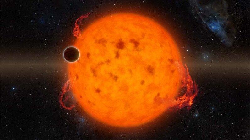 exoplanet, star