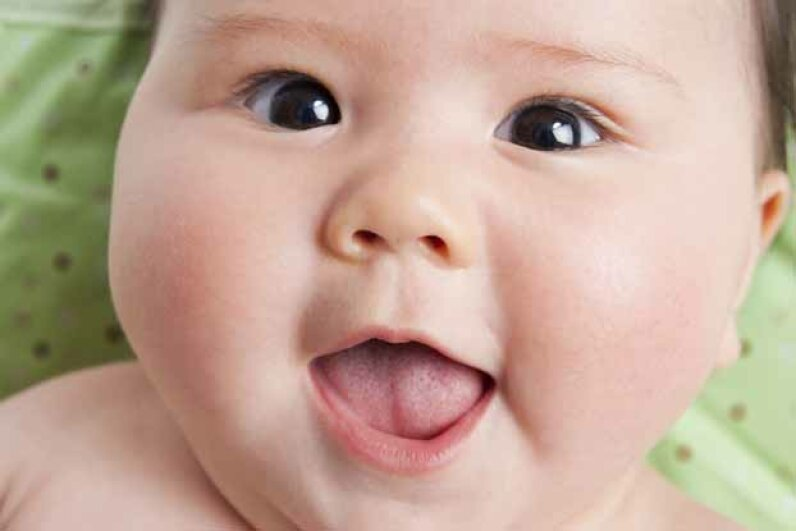 """Having my baby...What a lovely way to say how much you love me…"" Sure is -- as long as you have the cash. iStockphoto/Thinkstock"