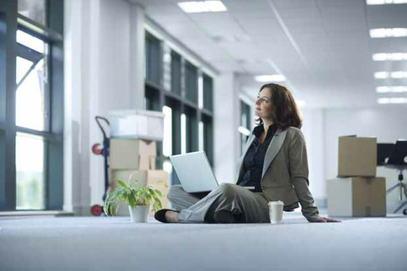 It might be flattering to be considered for a job in another location but make sure it will work out for you long-term. sturti/E+/Thinkstock