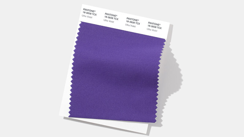 Pantone Color of the Year Ultra Violet