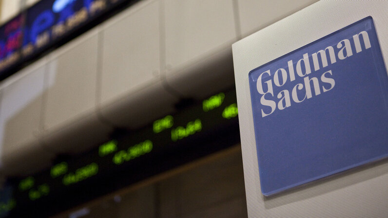 In 2017, Goldman Sachs started giving personality tests to internship candidates Ramin Talaie/Corbis via Getty Images