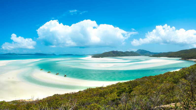 Whiteheaven Beach, Queensland