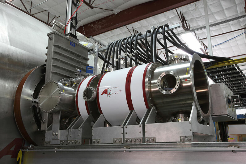 The Ad Astra Rocket Company, a space flight engineering company in Costa Rica, is dedicated to the development of advanced plasma rocket propulsion technology. John B. Carnett/Bonnier Corporation