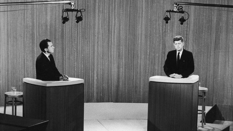 Kennedy, Nixon, 1960 debate