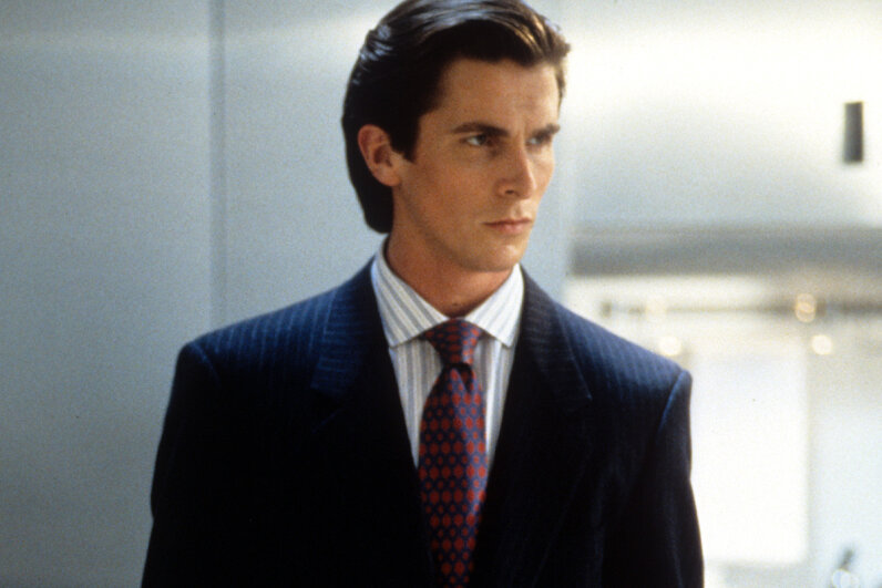Would Patrick Bateman pass the psychopath test? Lion's Gate/Getty Images