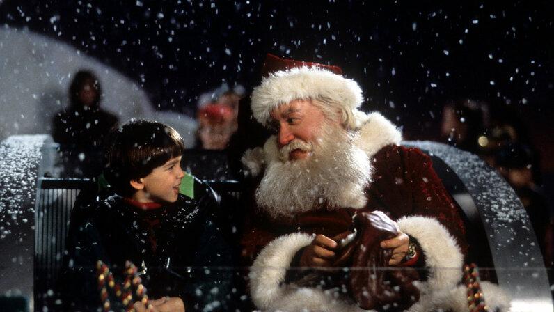 Tim Allen, Santa Clause