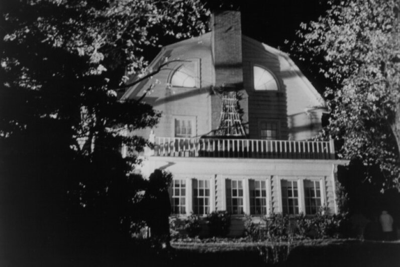 "The most famous ""haunted"" house on Long Island? American International Pictures/Getty Images"
