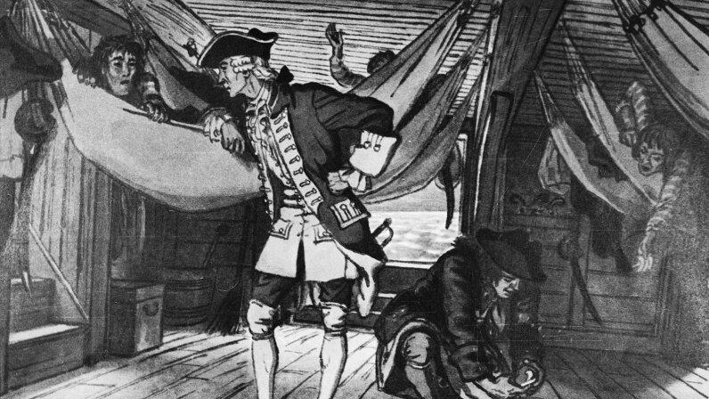 James Lind, sailors