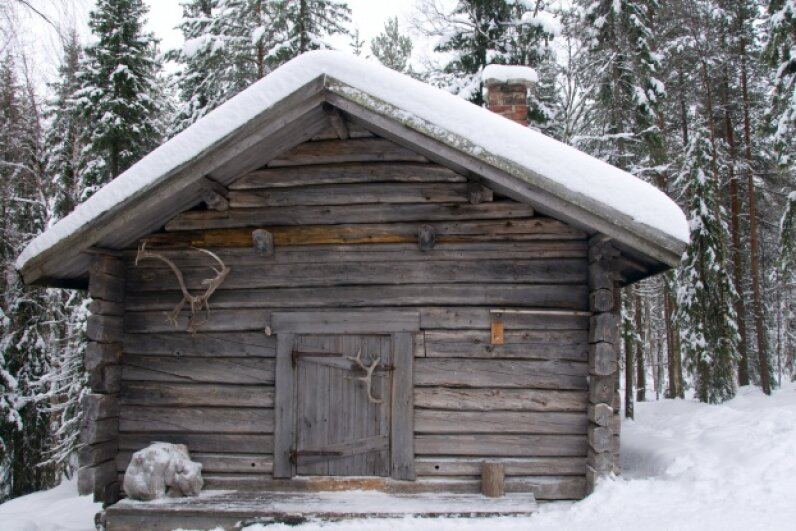 The next time you're at your log cabin, make like Laura and go whip yourself up some snow-spun deliciousness. sodapix sodapix/F1online/Thinkstock
