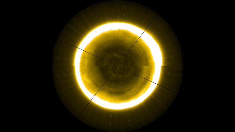 sun's north pole
