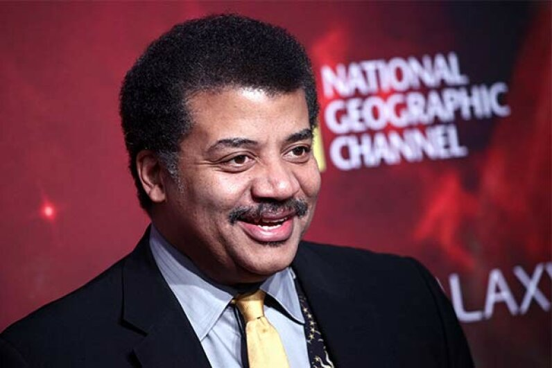 Astrophysicist Neil deGrasse Tyson says space exploration gets people interested in science and related fields. Tommaso Boddi/WireImage/Getty Images