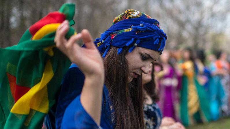 Kurds, Nowruz