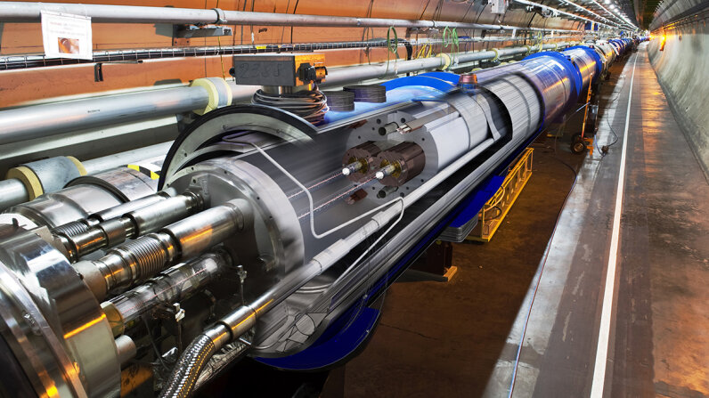 Larger Hadron Collider
