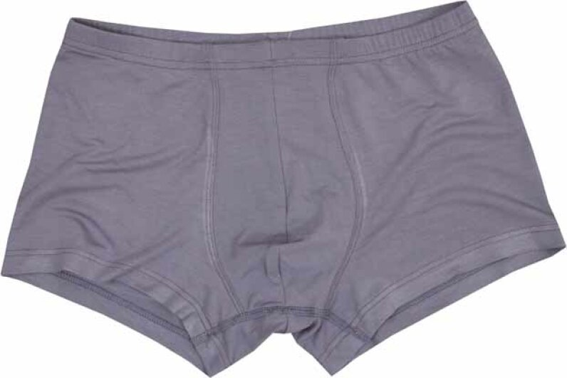 Since men's underwear represents the ultimate non-luxury item, Alan Greenspan theorized that any slight dip in sales signaled a serious drop in discretionary income. iStock/Thinkstock