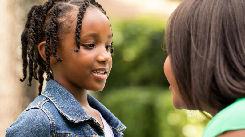 For most people who stutter, disfluencies begin and end during childhood. pixelheadphoto/iStock/Thinkstock