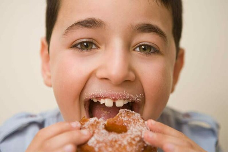 Sugar make everything so yummy. Is it as bad for you as everyone says? BananaStock/jupiterimages/Thinkstock