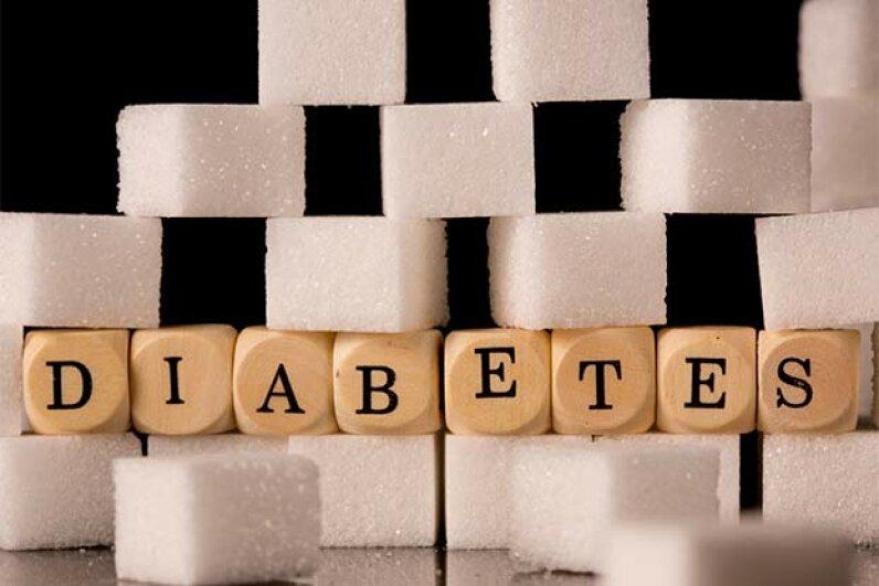 High sugar intake doesn't directly cause diabetes. Wavebreakmedia/Thinkstock