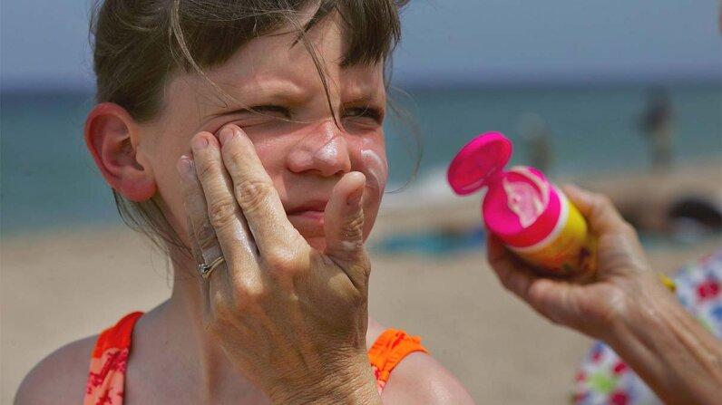 sunscreen, hawaii