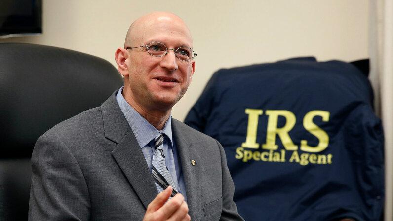 IRS agent