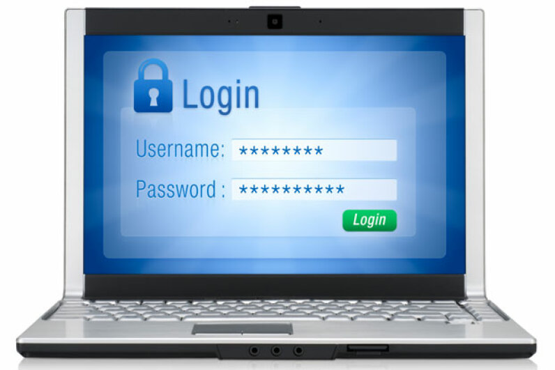 If a cheater is using an online chat service to connect with romantic partners, automatic password entry could expose the dalliances to anyone else using the same computer. ©iStockphoto.com/Godfried Edelman