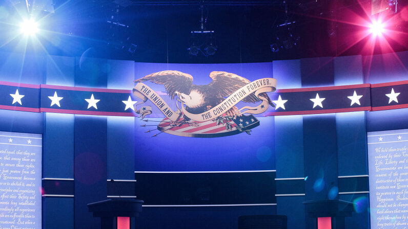 Hofstra University, presidential debate