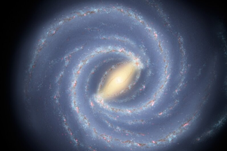In 2013, we learned our beloved Milky Way may host billions of stars with Earth-like planets. Image courtesy NASA/JPL-Caltech