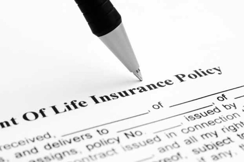 If an insurance company stops receiving premium payments on a life insurance policy, it has to transfer the unclaimed funds to the state treasury after two to seven years of inactivity. Alex/iStock/Thinkstock