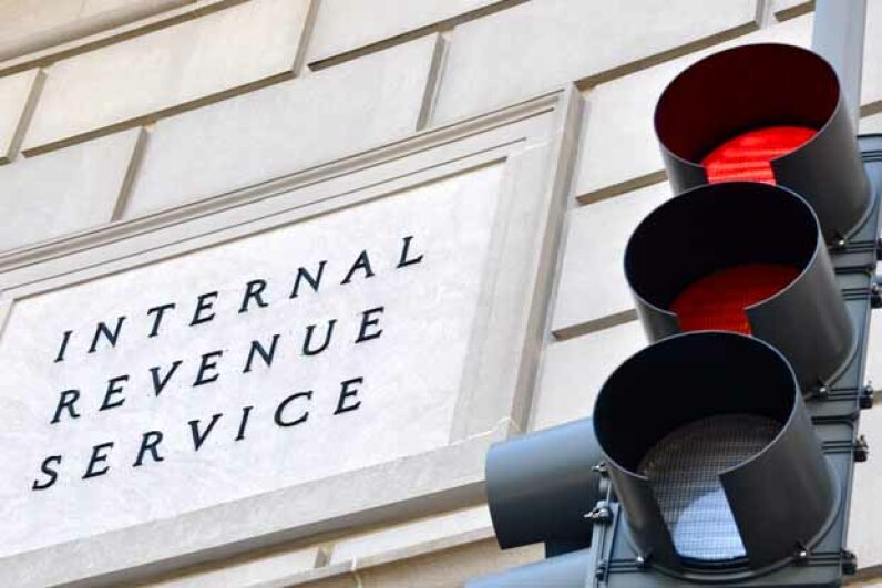 Stop! The IRS doesn't just want your money -- it might have some for you, too. Marc Norman/iStock/Thinkstock