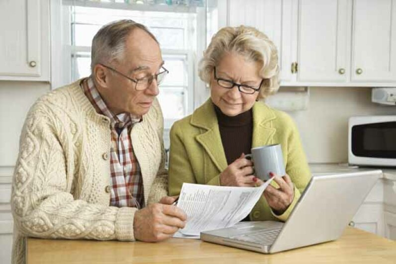 The Pension Benefit Guaranty Corporation is a federal government agency that holds on to unclaimed pension funds. Creatas Images/Thinkstock