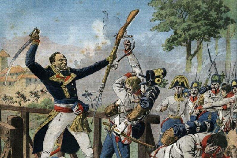 Gen. Alexandre Dumas