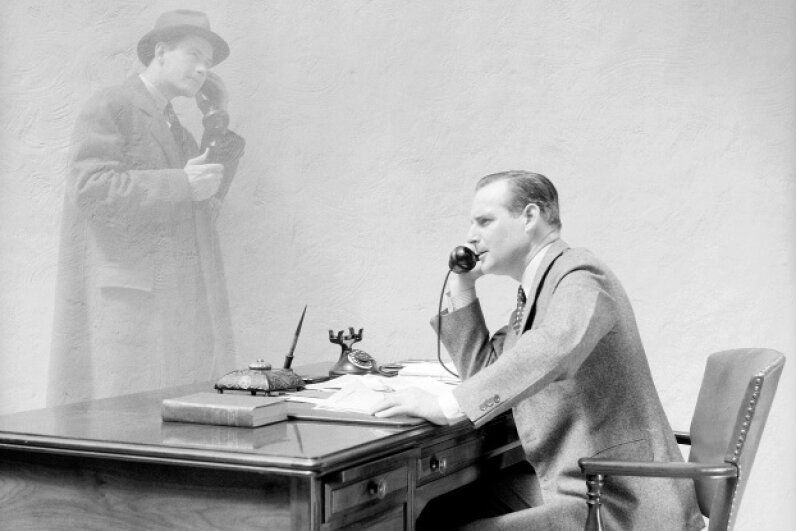 Wouldn't it be cool if you could just dial up a spirit? © H. Armstrong Roberts/Corbis