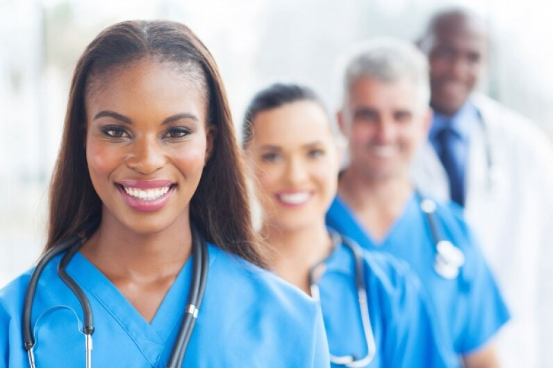 ERs are run by whole teams of trained staff. © michaeljung/iStockphoto