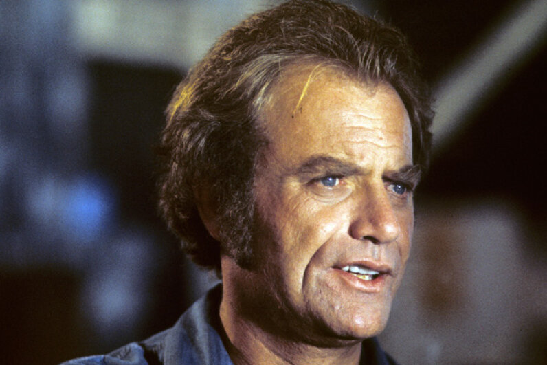 "Actor Vic Morrow on the TV show ""The Streets of San Francisco"" in 1973. ABC Photo Archives/ABC/Getty Images"