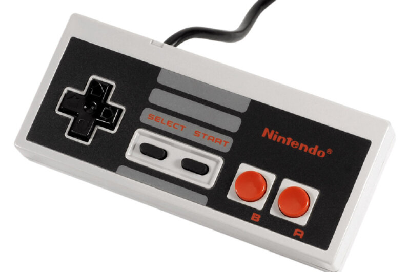 That old NES controller you have lying around can be repurposed in a hundred different ways. See pictures of video game systems. Evan-Amos/Wikimedia Commons