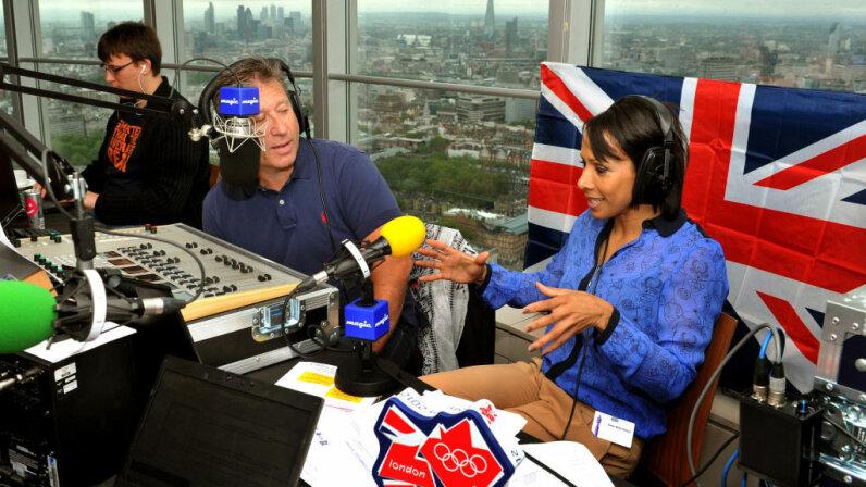 British DJS, Olympics