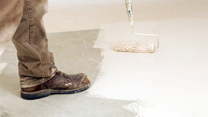 waterproofing floors