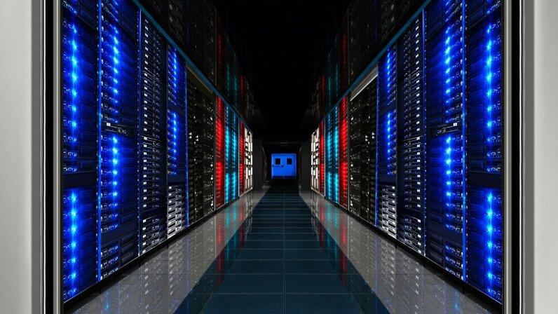 Supercomputer, computer, technology